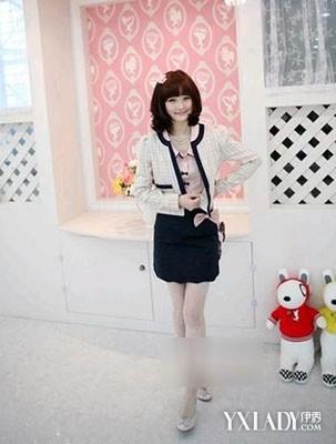 【韩国服装搭配】2014韩国服装搭配图片